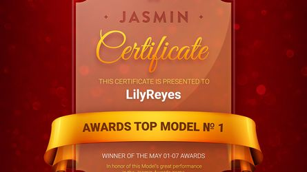 LilyReyes | LSAwards.com | LiveSexAwards image5