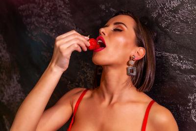 Strawberry :D