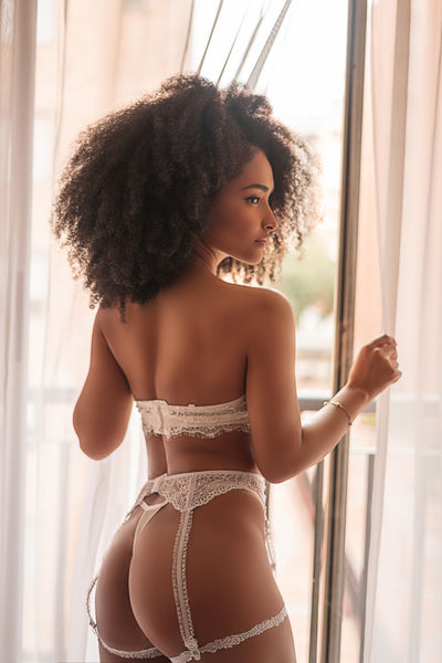 white sexy lingerie