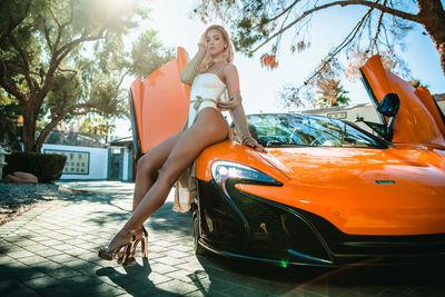 Car&babe