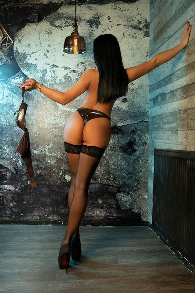 black lingerie 👄